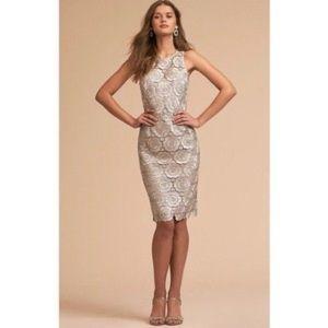 Anthropologie Dresses - BHLDN Emmeline Dress NEW floral lace wedding 6